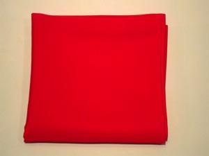 袱紗服紗ふくさ赤