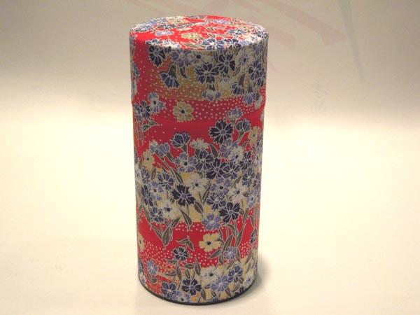 和紙茶缶200g109