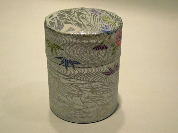 和紙茶缶50g168