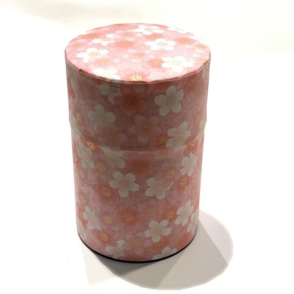 【和紙茶缶100g】1