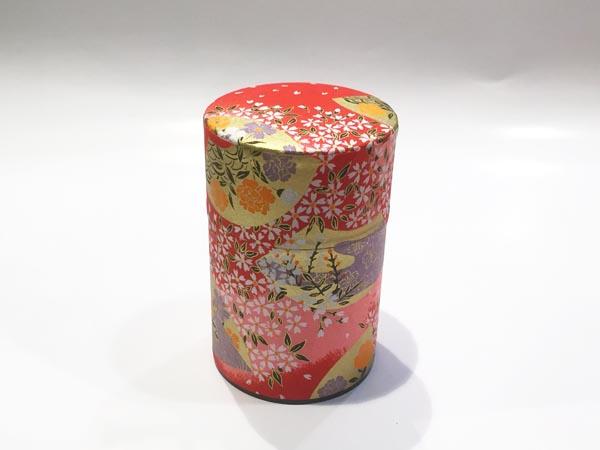 和紙缶100g215