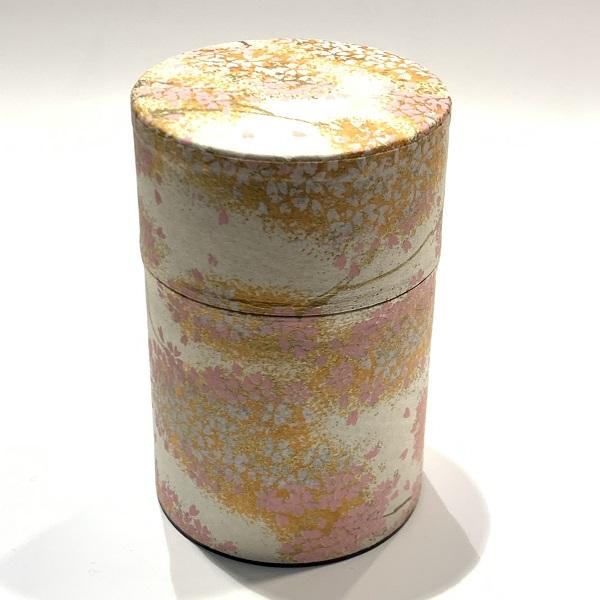 【和紙茶缶100g】5