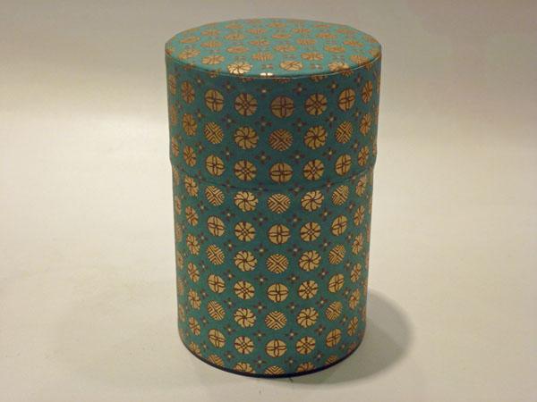 和紙茶缶10g162