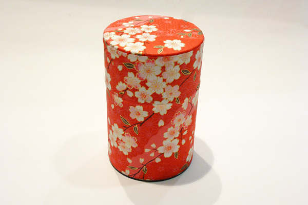 和紙茶缶100g197