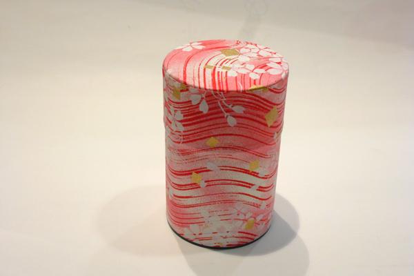 和紙茶缶100g200
