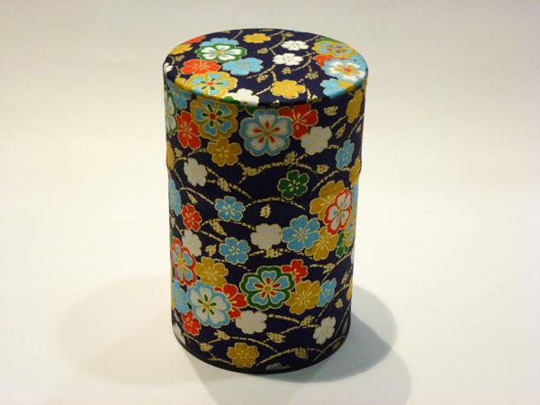 和紙茶缶100g208