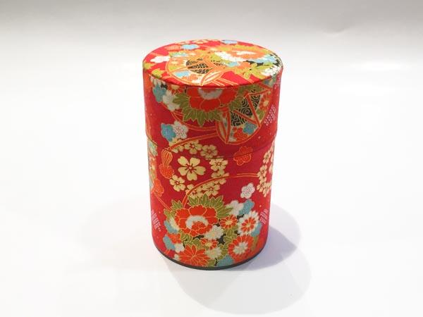和紙缶100g213