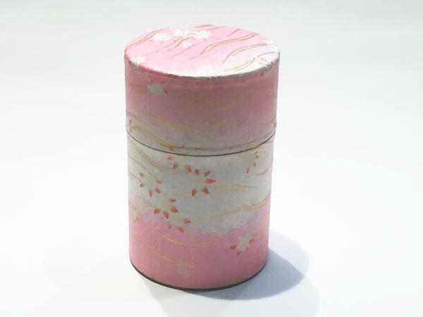 和紙缶100g218