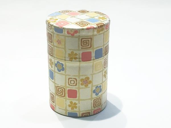 和紙缶100g224