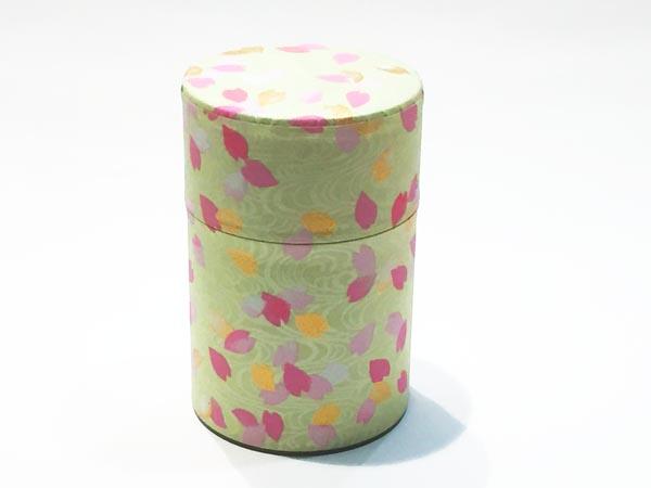 和紙缶100g229