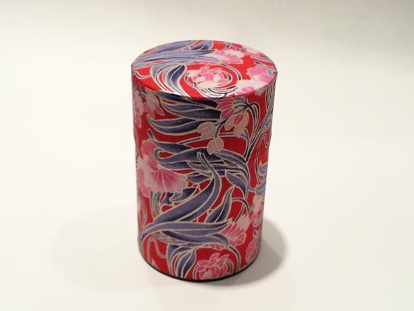 和紙茶缶100g169