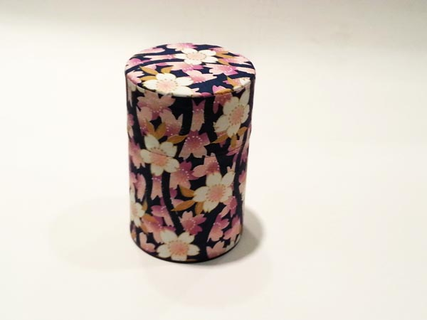 和紙茶缶100g174