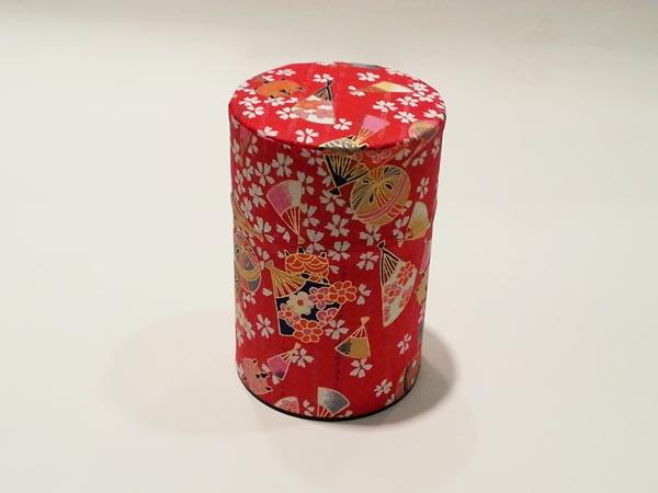 和紙茶缶100g175