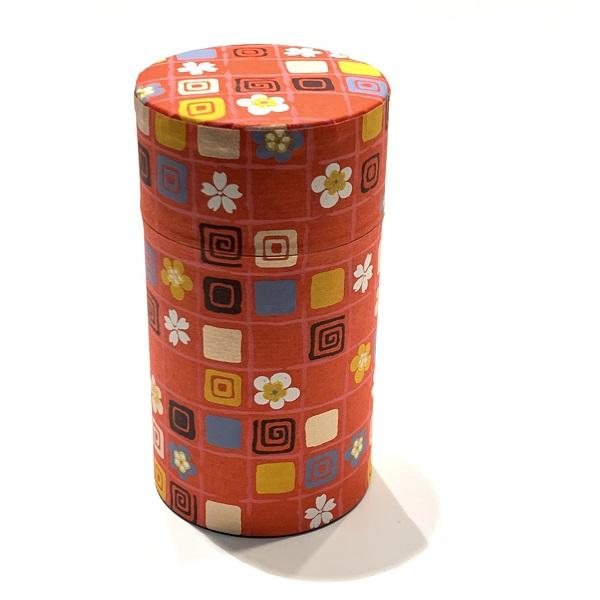 【和紙茶缶150g】1