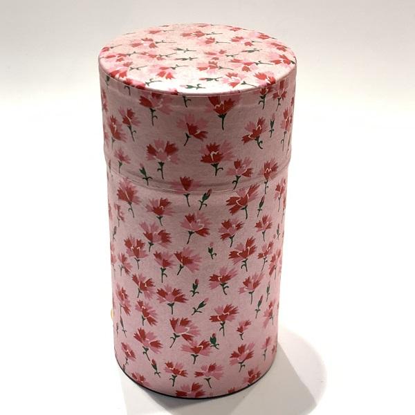 【和紙茶缶150g】142