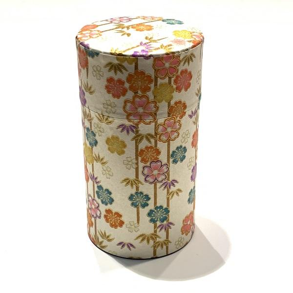 【和紙茶缶150g】4