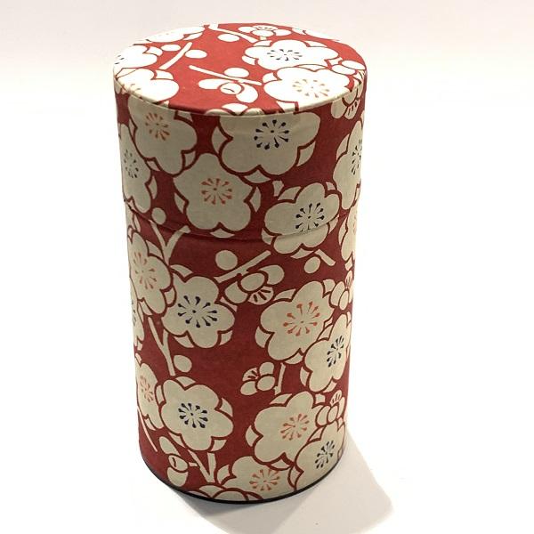 【和紙茶缶150g】97