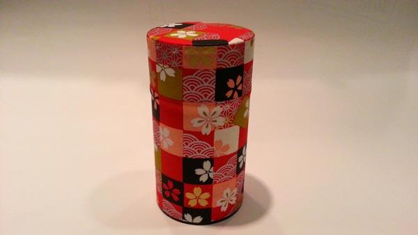 和紙茶缶150g189