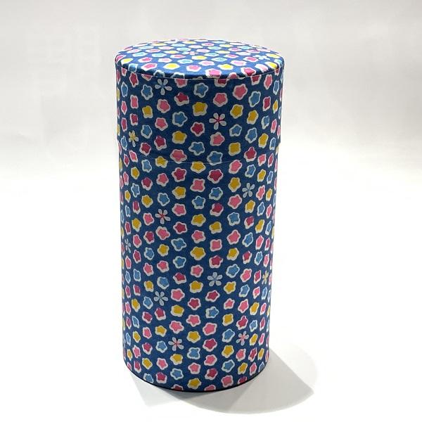【和紙茶缶200g】263