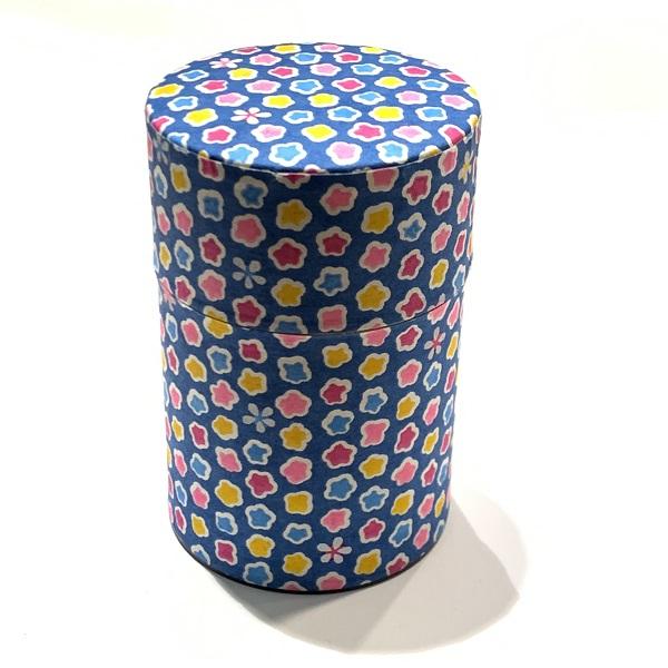 【和紙茶缶100g】4