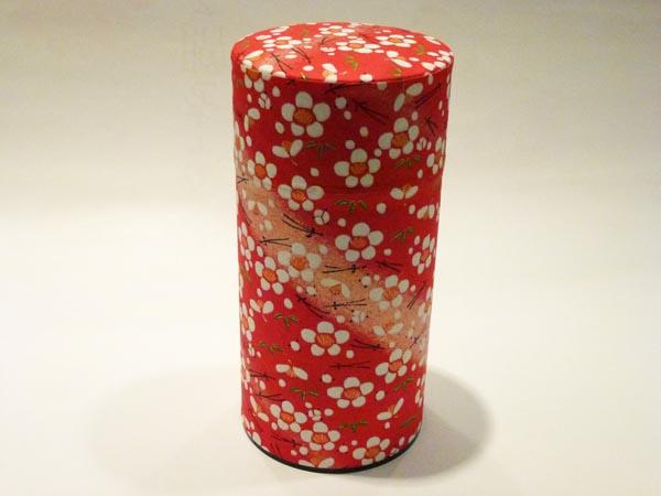和紙茶缶200g199