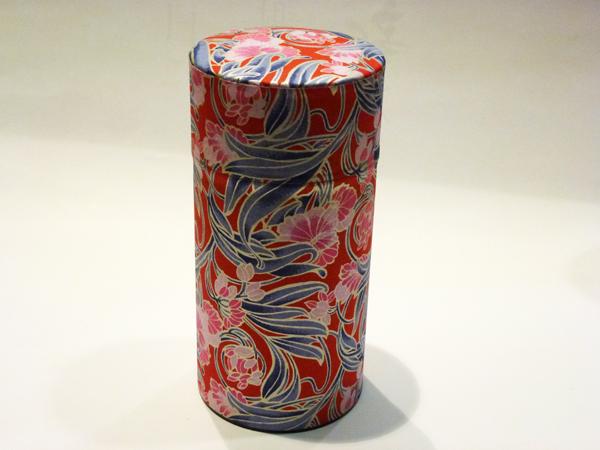和紙茶缶200g208