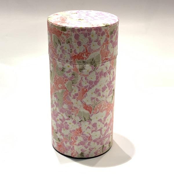 【和紙茶缶200g】1