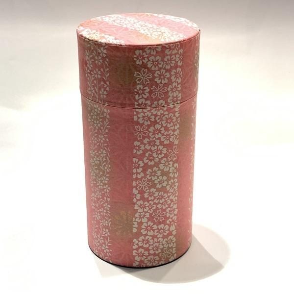 【和紙茶缶200g】2