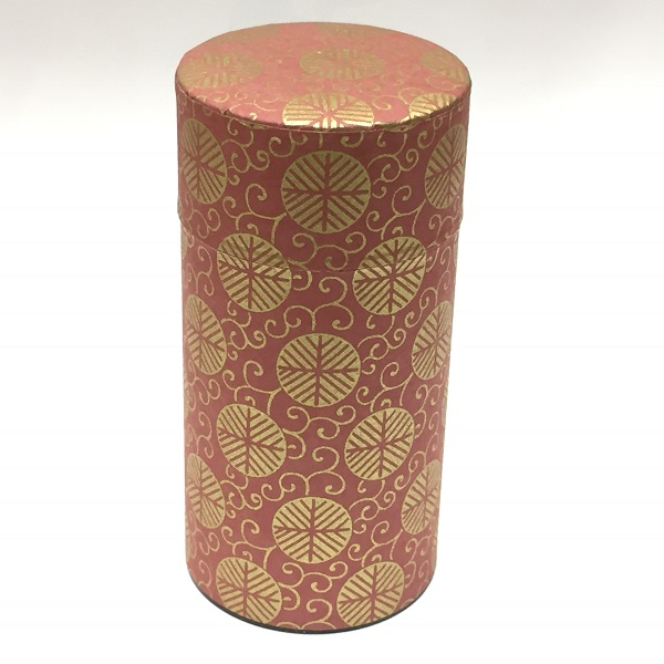 【和紙茶缶200g】249