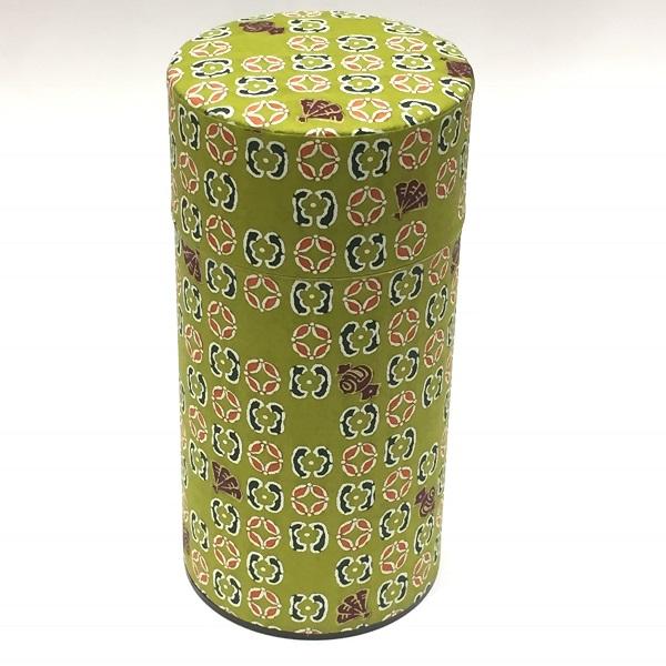 【和紙茶缶200g】253