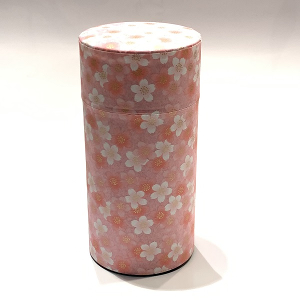 【和紙茶缶200g】3