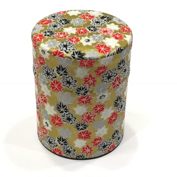【和紙茶缶50g】229