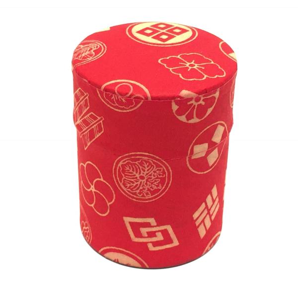 【和紙茶缶50g】271