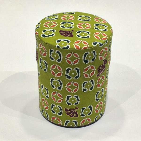 【和紙茶缶50g】272