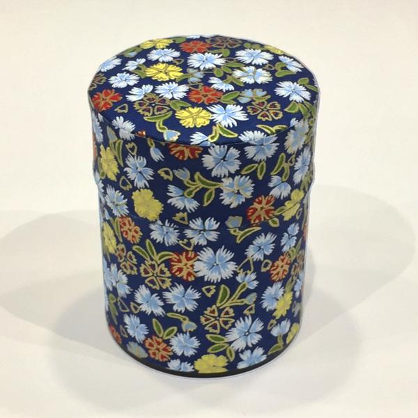 【和紙茶缶50g】273