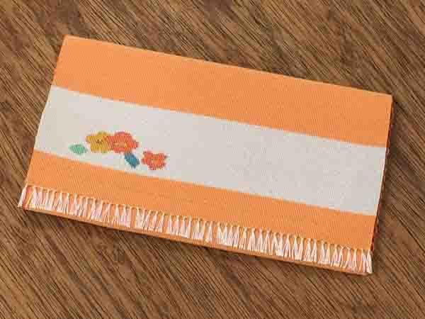 【茶道具 ふくさばさみ つづれ織り】懐紙入れ-73