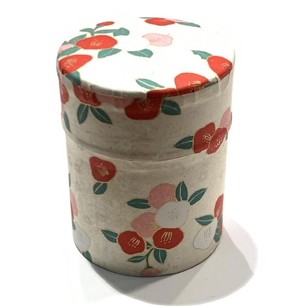 【和紙茶缶50g】1