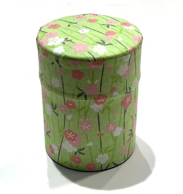 【和紙茶缶50g】2