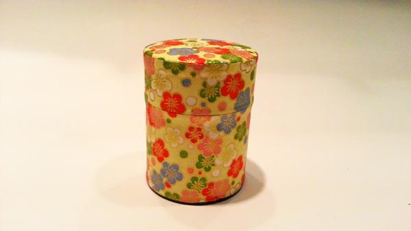 和紙茶缶50g226