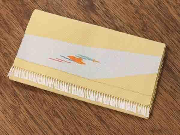 【茶道具 ふくさばさみ つづれ織り】懐紙入れ-76