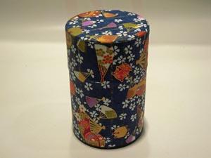 和紙茶缶100g125