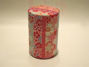和紙茶缶100g134