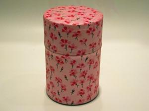 和紙茶缶100g136