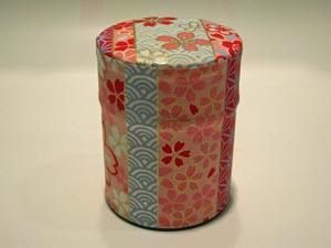 和紙茶缶50g176