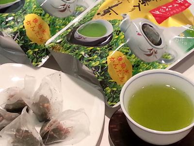 抹茶入り玄米茶TB