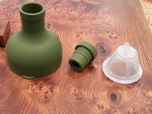 ハリオフィルターインボトルオリーブグリーン4