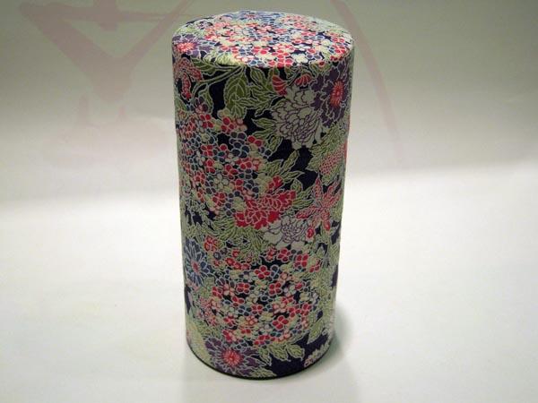 和紙茶缶200g67