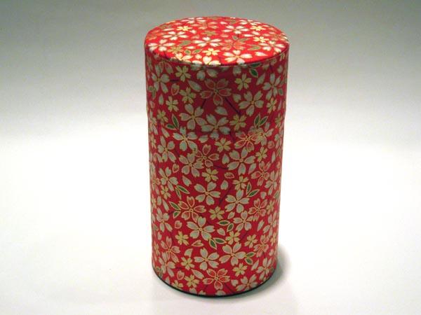 和紙茶缶150g22