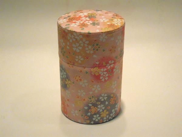 和紙茶缶100g93