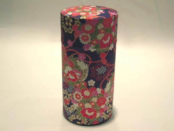和紙茶缶200g105